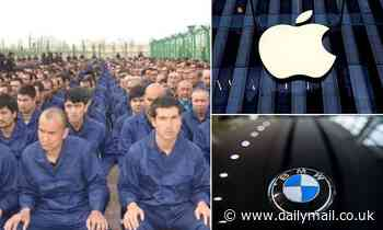 Apple, BMW, Nike and Huawei accused of using Uyghur forced labour
