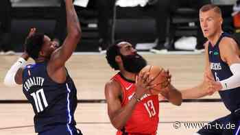 Superstar zu Durant und Irving: Hardens Mega-Trade macht Nets zu NBA-Favorit