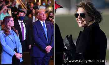 Hope Hicks is officially OUT as Donald Trump is impeachedfor second time