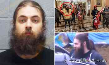 US Capitol rioter was out on $103,000 bond for trafficking LSD and marijuana