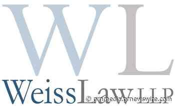 SHAREHOLDER ALERT: WeissLaw LLP Investigates Corning Natural Gas Holding Corporation