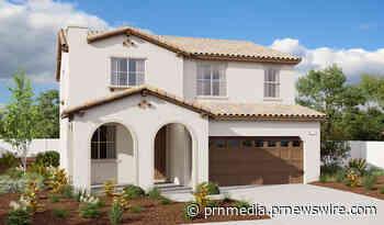 Richmond American Debuts Three New Model Homes in Hemet