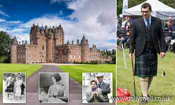 Curse of the castle: The Queen's cousin admitted sexually assaulting a female guest at his home