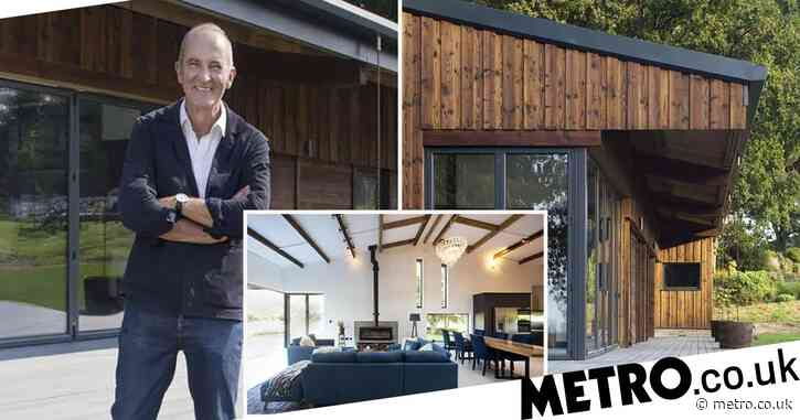 Grand Designs viewers praise 'amazing' home built by 'inspirational' couple Greg and Georgie amid health issues