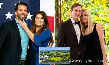 Don Jr. and Kimberly Guilfoyle 'are also moving to Florida'