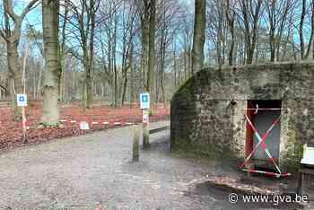 Loopgravenpad tijdelijk dicht door wateroverlast (Kapellen) - Gazet van Antwerpen