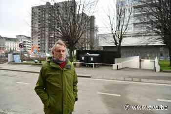 Bewoners flatgebouw kunnen garage drie maanden niet gebruike... (Antwerpen) - Gazet van Antwerpen