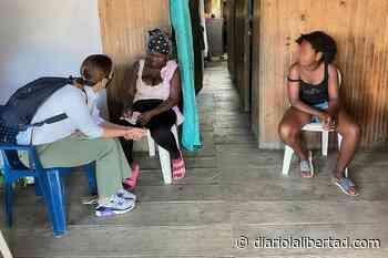 Directora del ICBF acompañó a la familia de niña asesinada en Guapi, Cauca - Diario La Libertad