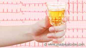 Alcohol and Afib: Risk Evident With Just a Few Sips a Day