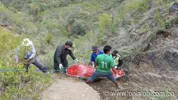 Presunto asesino de Juan en Mizque va a El Abra; 2 hombres están detenidos por el caso - Opinión Bolivia