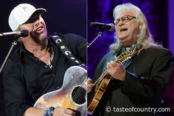 Toby Keith, Ricky Skaggs Honored by Pres. Trump Amid Impeachment