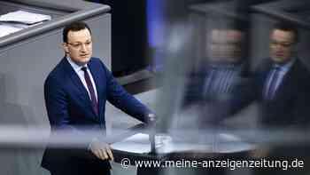 Jens Spahn sieht kein Ende des Lockdowns – Kritik nimmt zu