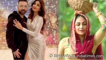 Hilarious! Raj Kundra turns his wife Shilpa Shetty in to a village girl from Punjab