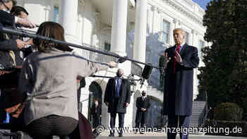 """Trump-Impeachment offiziell eingeleitet! Top-Republikaner mit weitreichendem Statement - """"trägt Verantwortung"""""""