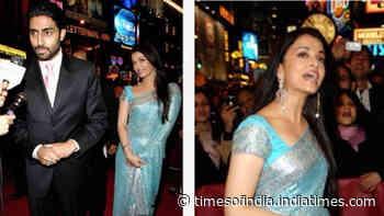 Aishwarya Rai Bachchan celebrates 14 years of 'Guru'