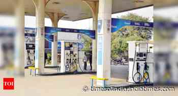Fuel prices on fire as crude price tops $57 a barrel