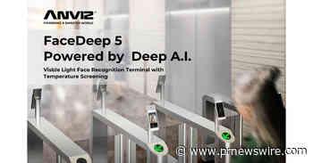 El Terminal Biométrica de Reconocimiento Facial de ANVIZ con Alertas de Mascarillas y Temperatura Ayuda en el Regreso al Trabajo y a la Escuela de Manera Segura