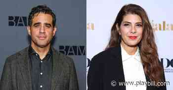 Bobby Cannavale and Marisa Tomei Will Star in Virtual Reading of Three Hotels, Benefiting Broadway Cares - Playbill.com