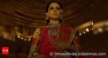 Kangana to star in 'Manikarnika Returns'