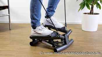Entspannt zu Hause trainieren: Mini-Stepper im Test