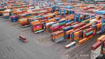 Krisenjahr wegen Corona: Deutsche Wirtschaft bricht um 5 Prozent ein