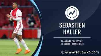 Why Sébastien Haller is the perfect Ajax striker despite his West Ham struggles - Squawka