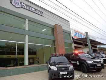 Homem tenta estuprar atendente dentro de loja em Venda Nova do imigrante e acaba preso - Aqui Notícias - www.aquinoticias.com