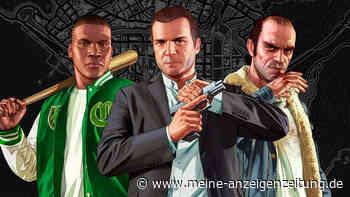 GTA vernichtet Killerspiel-Debatte: Studie liefert eindeutige Beweise