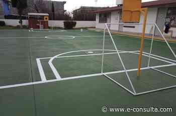 Inaugura Angélica Alvarado plaza cívica del jardín de niños Nepopualco - e-consulta