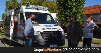 Gral. Alvarado: Se presentó la nueva Ambulancia de última generación, adquirida con Fondos Municipales - Grupo La Provincia