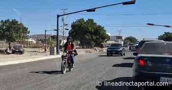 ¡Usa la cabeza… y el casco! Sensibilizan a motociclistas de Salvador Alvarado - Linea Directa