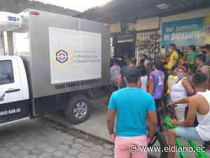 Familiares de Carmen Alvarado han preferido guardar silencio - El Diario Ecuador
