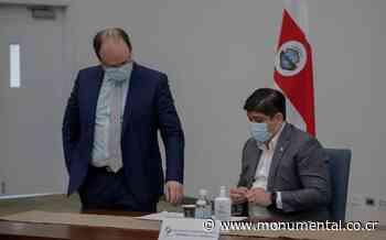 Inician negociaciones entre Costa Rica y FMI: Carlos Alvarado llama a grupos en contra a brindar propuestas 'realistas' - Monumental - Radio Monumental