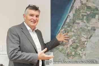 Vœux . Octeville-sur-Mer : un projet phare avec la construction de l'espace culturel et associatif - Le Courrier Cauchois