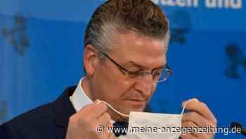 Corona-Pressekonferenz mit RKI-Chef Wieler: Strengerer Lockdown ist nötig