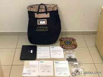 Corretor em Iturama é investigado pela PF em esquema de fraude na venda de imóvel da Caixa no ES - G1