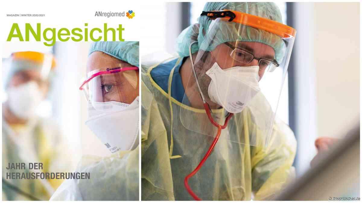 Einer von hier: Mit Anästhesist Dr. Thomas Maiwald im Klinikum Ansbach (ANregiomed) - fränkischer.de