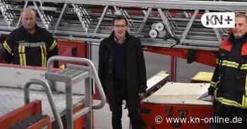 Raisdorf: Statt Einweihungsfeier für Neues Feuerwehrhaus gab's Alarm - Kieler Nachrichten