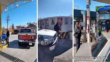 #Delicias   Revisa Protección Civil gaseras y gasolineras de la ciudad - Adriana Ruiz