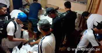 Miembros del Comando Sur llevaron ayuda a niños de Cerro de Pasco - ovacion.pe