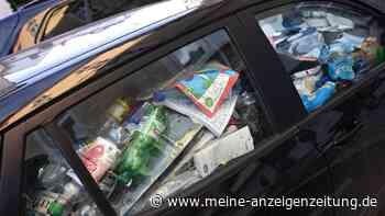 """""""Dreckigstes Auto der Welt"""": Mechaniker entsetzt über Messie-Honda"""
