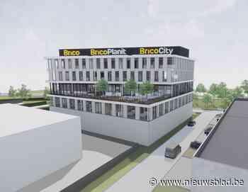 Brico bouwt nieuw hoofdkantoor op zo'n 2 kilometer van het huidige<BR />