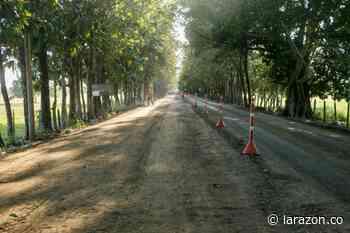 Iniciaron trabajos de rehabilitación de vía La Apartada – Montelíbano - LA RAZÓN.CO