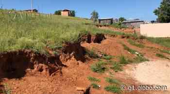 Criança de 6 anos morre após ficar soterrada em Santana do Livramento - G1