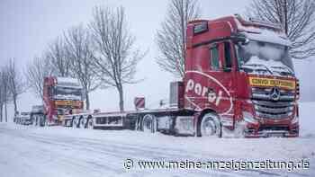 Wetter in Deutschland: Schneechaos legt ganze Regionen lahm - Über 50 Zentimeter Neuschnee