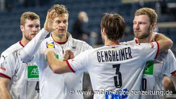 Handball-WM im Live-Ticker: Deutschland zum Auftakt gegen Uruguay - Wie schlägt sich das unerfahrene DHB-Team?