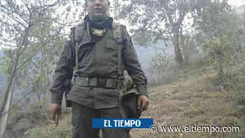 Asesinan al comandante (e) de Policía de San Pablo Borbur, Boyacá - ElTiempo.com