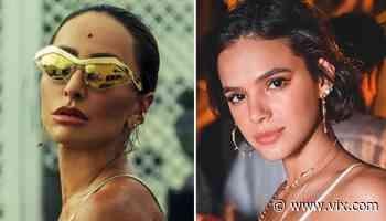 Top de conchas de Sabrina Sato é biquíni de luxo que já foi usado por Bruna Marquezine - VIX