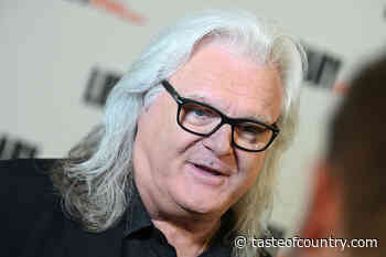 Ricky Skaggs' Medal of Arts Award Came After a One Year Delay