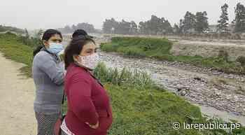 Un sereno desaparecido y 2 vecinos muertos tras ser arrastrados por río Rímac - LaRepública.pe